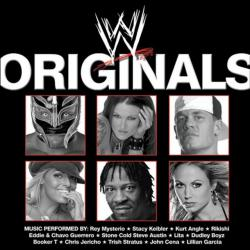Disco 'WWE Originals' (2004) al que pertenece la canción 'Basic Thugonomics'