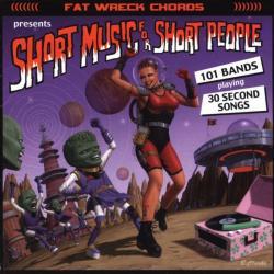Disco 'Short Music for Short People' (1999) al que pertenece la canción 'The Radio Still Sucks'