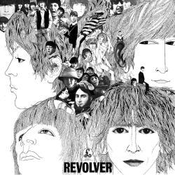 Disco 'Revolver' (1966) al que pertenece la canción 'Yellow Submarine'