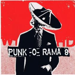 Disco 'Punk-O-Rama 8' (2003) al que pertenece la canción 'Bowmore'