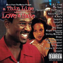 Disco 'A Thin Line Between Love & Hate (Music From the Motion Picture) ' al que pertenece la canción 'A Thin Line Between Love & Hate'