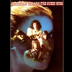 Disco 'American Woman' al que pertenece la canción 'Talisman'