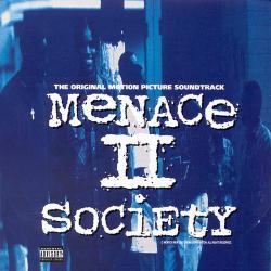 Disco 'Menace II Society (Original Motion Picture Soundtrack)' (1993) al que pertenece la canción 'Nigga Gots No Heart'