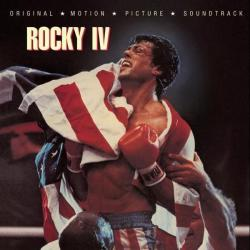 Disco 'Rocky IV (Original Motion Picture Soundtrack)' (1985) al que pertenece la canción 'Man Against The World'