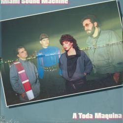 Disco 'A Toda Maquina' al que pertenece la canción 'Que Triste Es Volver A Empezar'