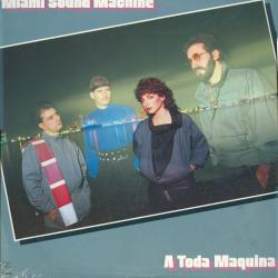 Disco 'A Toda Maquina' al que pertenece la canción 'Si Me Contaras'