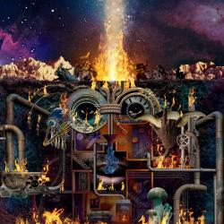 Disco 'Flamagra' (2019) al que pertenece la canción 'Burning Down the House'