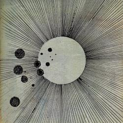 Disco 'Cosmogramma' al que pertenece la canción 'Satelllliiiiiiiteee'