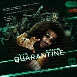 Disco 'Quarantine' (2009) al que pertenece la canción 'Seen It All'
