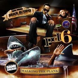 Disco 'Public Domain 6: Walking The Plank' (2009) al que pertenece la canción 'Max And Scar'