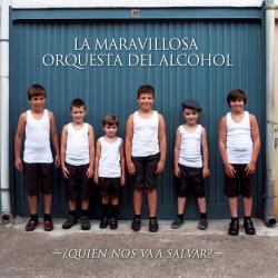 Disco '¿Quién nos va a salvar?' (2013) al que pertenece la canción 'Gasoline'