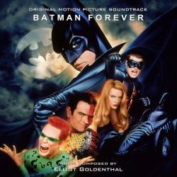 Disco 'Batman Forever (Music From the Motion Picture) ' al que pertenece la canción 'The Passenger'