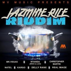 Disco 'Jazmine Rice Riddim' (2017) al que pertenece la canción 'For You Only'