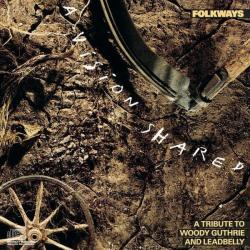 Disco 'Folkways: A Vision Shared' (1998) al que pertenece la canción 'I Ain't Got No Home'