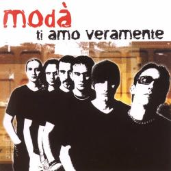 Disco 'Ti amo veramente' (2004) al que pertenece la canción 'Mentre sogni (quello che meriti)'