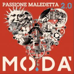 Disco 'Passione maledetta 2.0' (2016) al que pertenece la canción 'Mentre piove neve'