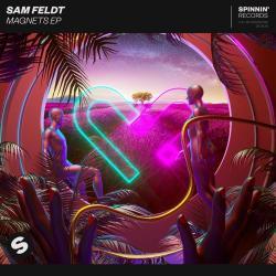 Disco 'Magnets EP' (2019) al que pertenece la canción 'Lose My Colours'