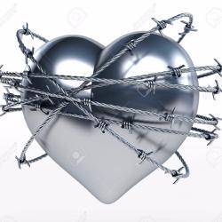 metal heart - sweet 17