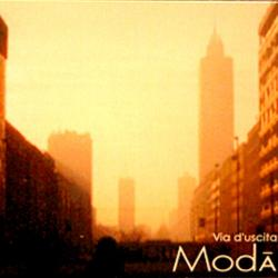Disco 'Via d'uscita' (2003) al que pertenece la canción 'Non Lo So'