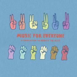 Disco 'Music for Everyone' al que pertenece la canción 'Getting Into Heaven Can Be Hell'