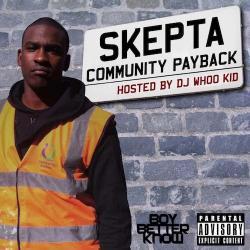 Disco 'Community Payback' (2011) al que pertenece la canción 'Winner'