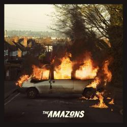 Disco 'The Amazons' (2017) al que pertenece la canción 'Raindrops'