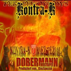 Disco 'Dobermann Mixtape' al que pertenece la canción 'Soll alles fallen'