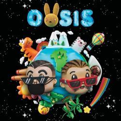 Disco 'Oasis' (2019) al que pertenece la canción 'Cuidao Por Ahí'