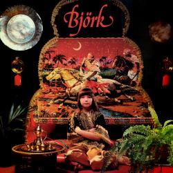 Disco 'Björk ' (1977) al que pertenece la canción 'Himnaför'