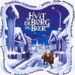 Disco 'Hvít Er Borg og Bær' al que pertenece la canción 'Jólakötturinn'