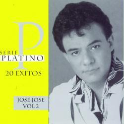 Cuidado - José José | Serie Platino 20 Exitos - Vol. 2