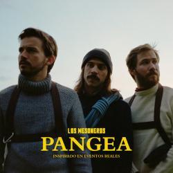 Disco 'Pangea' (2019) al que pertenece la canción 'Dudo Que Lo Encuentres'
