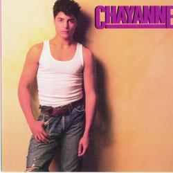 Disco 'Chayanne' (1984) al que pertenece la canción 'Marinero'