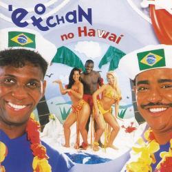 Disco 'É o Tchan no Havaí' (1998) al que pertenece la canción 'Rebola'