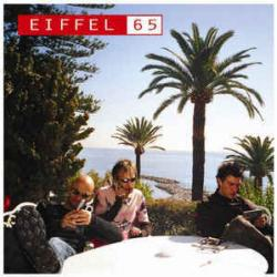 Disco 'Eiffel 65 ' (2003) al que pertenece la canción 'Viaggia insieme a me'