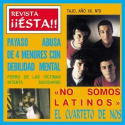 Disco 'Revista ¡¡Ésta!!' (1998) al que pertenece la canción 'El tío calambres'