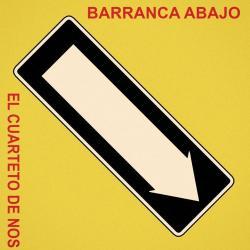 Disco 'Barranca abajo' (1995) al que pertenece la canción 'Guacha vamo al cine'