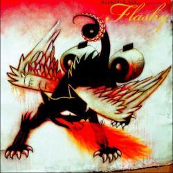 Disco 'Flashy' (2008) al que pertenece la canción 'We Were Witchy Witchy White Women'