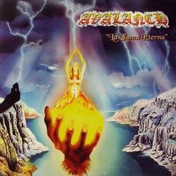 Disco 'La llama eterna' (1997) al que pertenece la canción 'El mundo perdido'