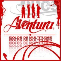 Disco 'Idolos De Multitudes' (2006) al que pertenece la canción 'A Veces Quiero Llorar'