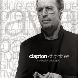 Disco 'Clapton Chronicles: The Best Of Eric Clapton' (1999) al que pertenece la canción 'River Of Tears'