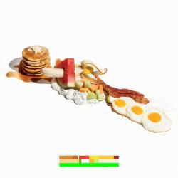 Disco 'La Di Da Di' (2015) al que pertenece la canción 'Non-Violence'