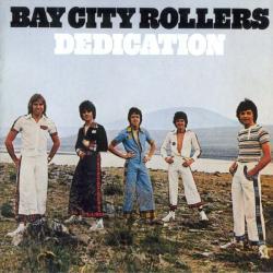 Disco 'Dedication' (1976) al que pertenece la canción 'I Only Want To Be With You'