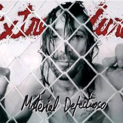 Disco 'Material Defectuoso' (2011) al que pertenece la canción 'Desarraigo'