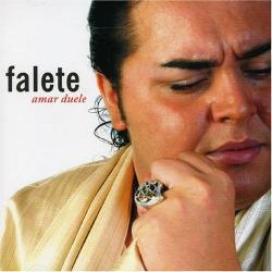 Disco 'Amar duele' (2004) al que pertenece la canción 'Procuro olvidarte'