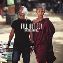 The Mighty Fall - Fall Out Boy | Save Rock and Roll