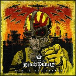 Disco 'War Is the Answer' (2009) al que pertenece la canción 'War is the Answer'