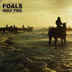 Disco 'Holy Fire' (2013) al que pertenece la canción 'Milk & Black Spiders'