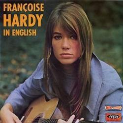 Disco 'Françoise Hardy Sings in English' (1966) al que pertenece la canción 'All Over The World'