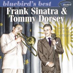 Disco 'Frank Sinatra & Tommy Dorsey: Voice of the Century' (2002) al que pertenece la canción 'Everything Happens To Me'